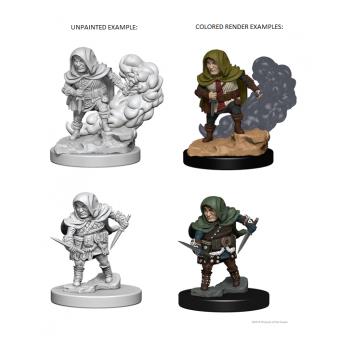 D&D Nolzur's Marvelous Miniatures - Halfling Male Rogue
