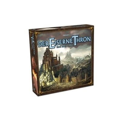 Der Eiserne Thron 2. Edition (Deutsch) - Fantasy Flight Game