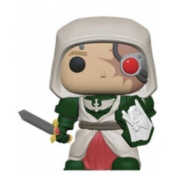 Funko POP! Warhammer 40K - Dark Angels Veteran Vinyl Figure 10cm