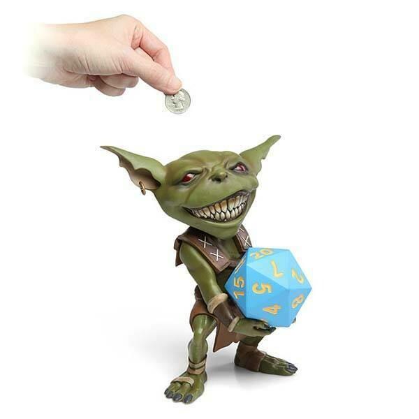 Pathfinder Goblin Figure Bank -