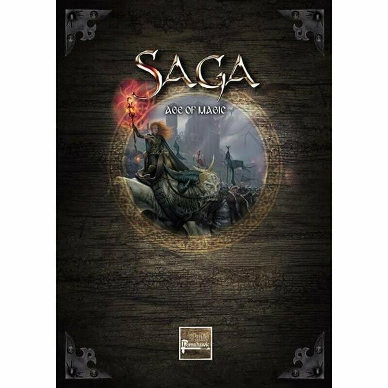 SAGA - Age of Magic (Supplement) - English