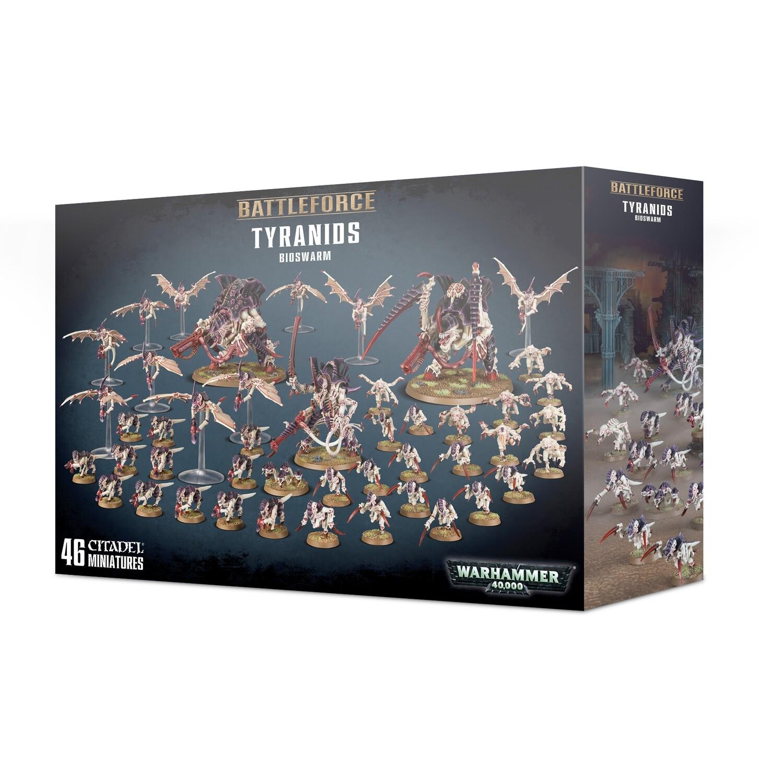 Battleforce: Tyranids Bioswarm - Warhammer 40.000 - Games Workshop