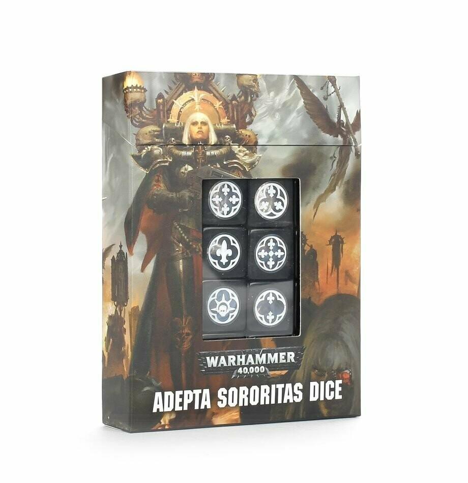 Würfelset: Adepta Sororitas - Adepta Sororitas - Warhammer 40.000 - Games Workshop