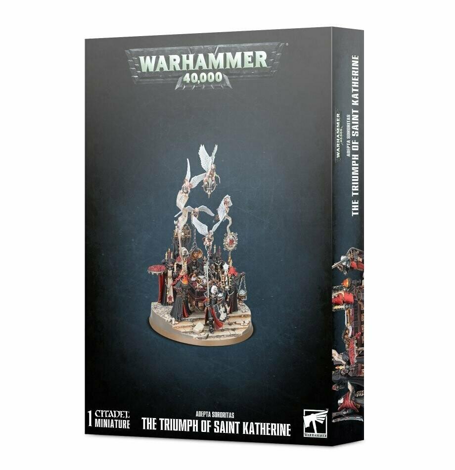 Adepta Sororitas The Triumph of St. Katherine - Adepta Sororitas - Warhammer 40.000 - Games Workshop