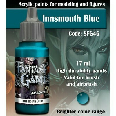 INNSMOUTH BLUE - Scalecolor - Scale75