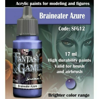 BRAINEATER AZURE - Scalecolor - Scale75