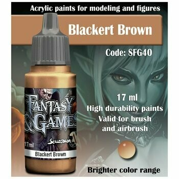 BLACKERT BROWN - Scalecolor - Scale75