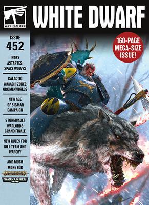 White Dwarf 452 März 2020 (Deutsch) - Games Workshop