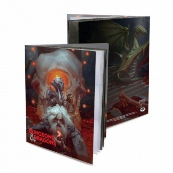 Dungeons & Dragons D&D UP - Character Folio - Mad Mage