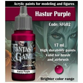 Hastur Purple - Scalecolor - Scale72