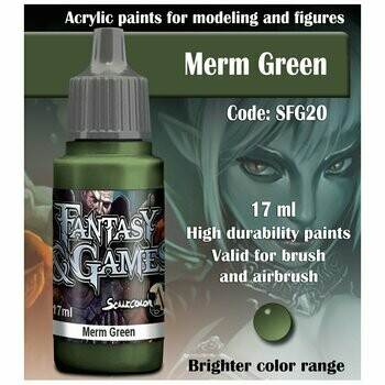Merm Green - Scalecolor - Scale75