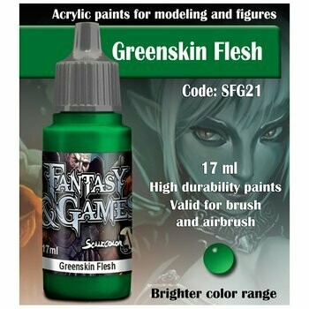Greenskin Flesh - Scalecolor - Scale75