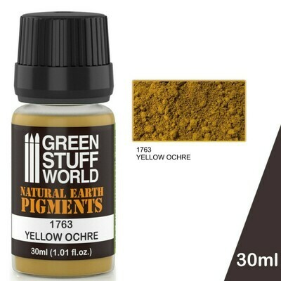 Pigment YELLOW OCHRE - Greenstuff World