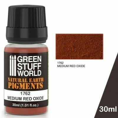 Pigment MEDIUM RED OXIDE - Greenstuff World