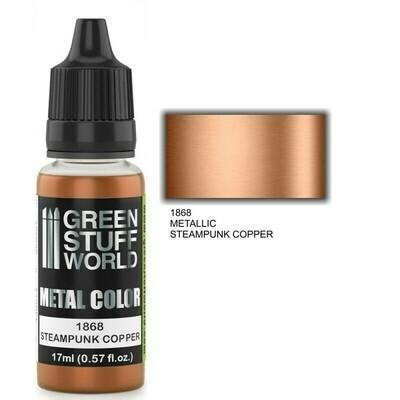 Metallische Farbe STEAMPUNK COPPER - Greenstuff World