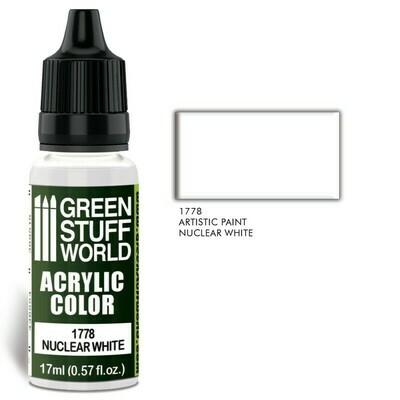 Acrylic Color NUCLEAR WHITE - Greenstuff World