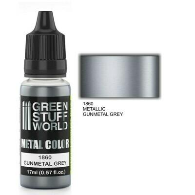 Metall Farbe GUNMETAL GREY - Greenstuff World