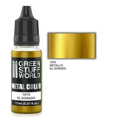 Metallische Farbe EL DORADO - Greenstuff World