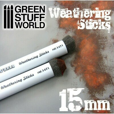Weathering Pinsel 15mm - Greenstuff World