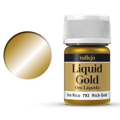 Liquid Gold - Rich Gold 793 - Vallejo