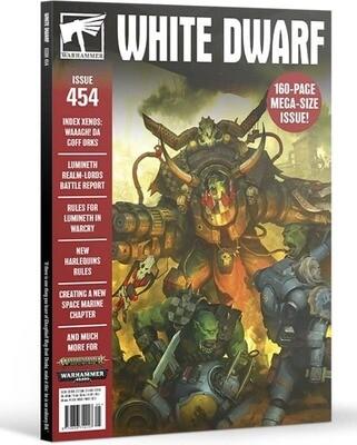 White Dwarf 454 - 2020 (Deutsch) - Games Workshop