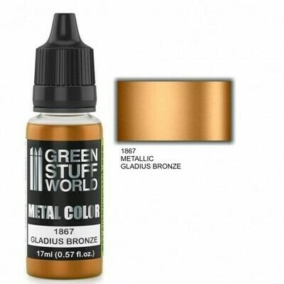 Metallische Farbe GLADIUS BRONZE - Greenstuff World