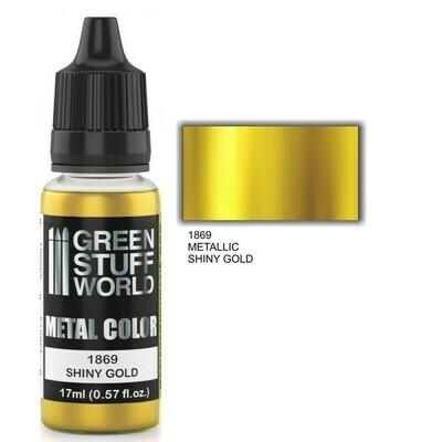Metallische Farbe SHINY GOLD - Greenstuff World