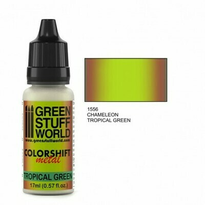 Chameleon TROPICAL GREEN Colorshift - Greenstuff World