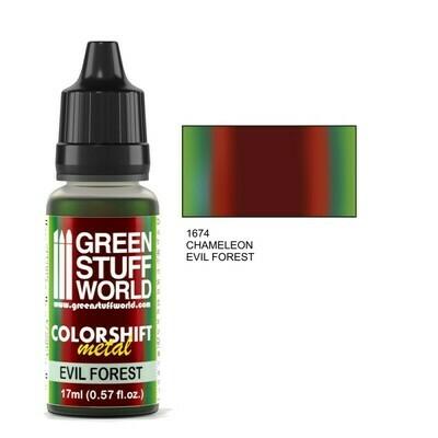 Chameleon EVIL FOREST Colorshift - Greenstuff World