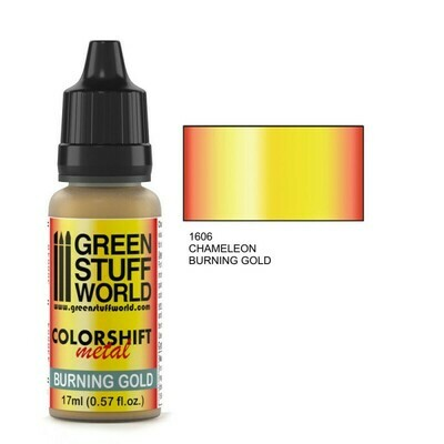 Chameleon BURNING GOLD Colorshift - Greenstuff World