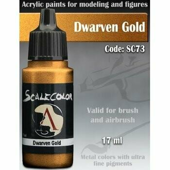 Dwarven Gold - Scalecolor - Scale75