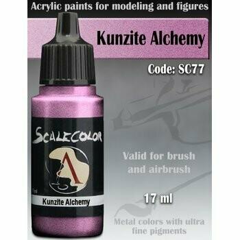 Kunzite Alchemy - Scalecolor - Scale75