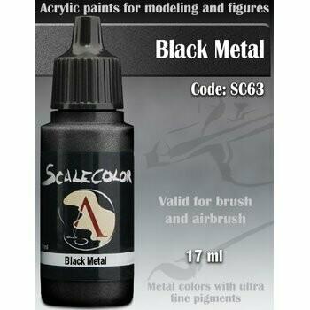 Black Metal - Scalecolor - Scale75