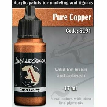 Pure Copper - Scalecolor - Scale75