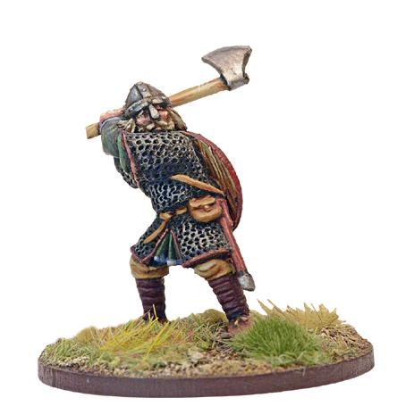Anglo-Danish Warlord B - SAGA - Anglodänen