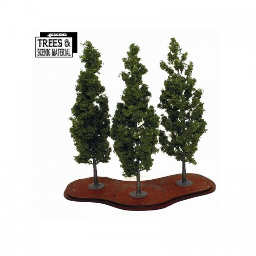 Mature Poplars (3x) Pappeln - 4Ground