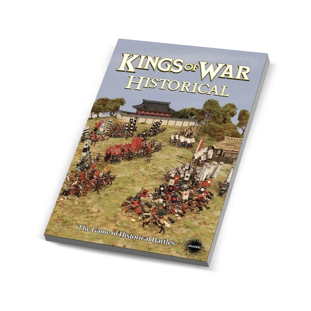 Kings of War Historical Armies Regelbuch (e) - Mantic Games