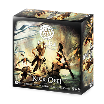Guild Ball - Kick Off Startbox