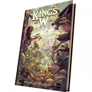 Kings of War 2nd Edition (e) Hardback - Regelbuch - Kings of War