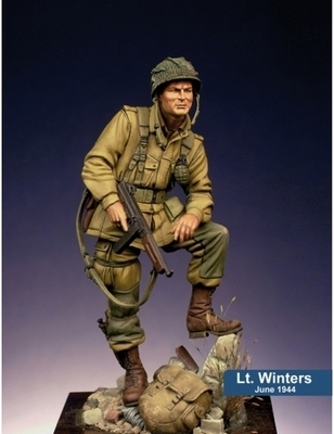 Lt. Winters - 75mm - Scale75