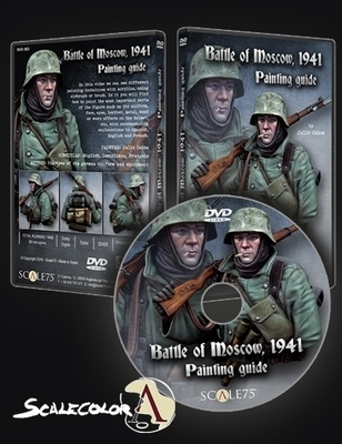 Battle of Moscow DVD (PAL) Tutorial - Scale75