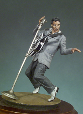 Rock'n Roll - 54mm - Andrea Miniatures