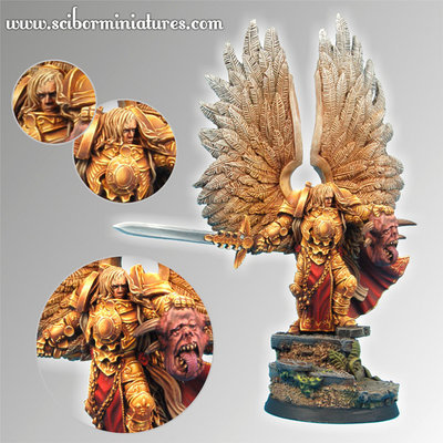 SF Archangel - Scibor Miniatures