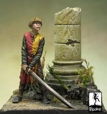Arthur (45 mm) - Figone