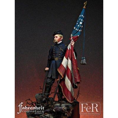 Colonel-Joshua-Chamberlain-Gettysburg-1863 - FeR Miniatures