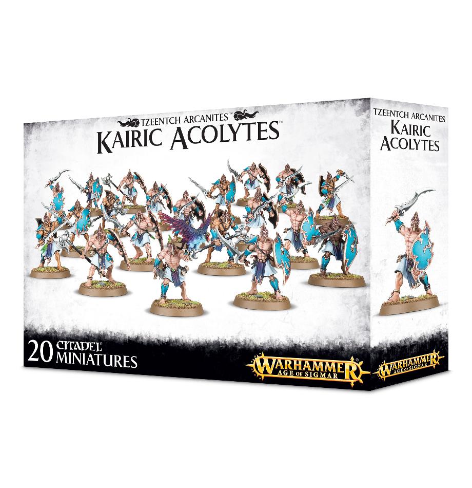 TZEENTCH ARCANITES KAIRIC ACOLYTES - Warhammer Age of Sigmar - Games Workshop