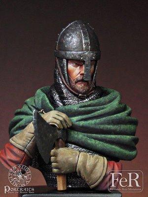 Saxon Huscarl, Hastings, 1066 - FeR Miniatures