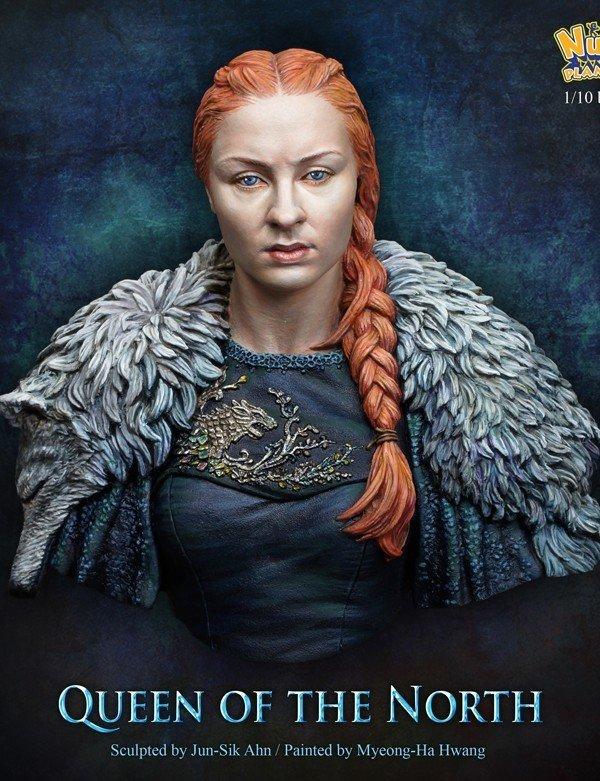 Queen of the North Bust Büste - Nutsplanet