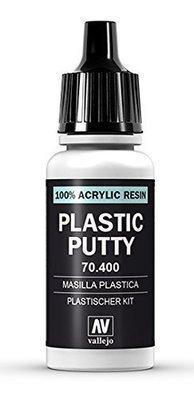 Plastischer Kit (Plastic Putty) (400) - Vallejo