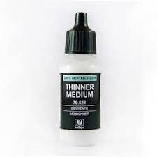 Verdünner (Thinner Medium) (524) - Vallejo